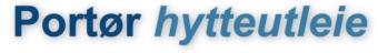 Logo Portør Hytteutleie