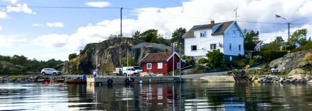 Portør Hytteutleie / Hytteutleie Sørlandet / Hytteutleie Kragerø / Portør Havn