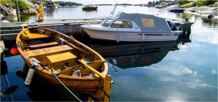 Portør Hytteutleie / Leie av båt