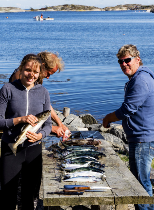 Portør Hytteutleie / Fiskekonkurranse / Fiske